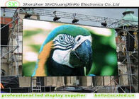 Outdoor P10 led screen video wall smd full color Hanging LED Large Display for large Plaza