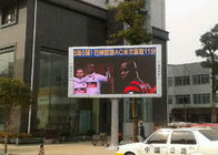 Street Advertising SMD3535 P8 Outdoor Full Color LED Display Billboard ip65 mbi5024