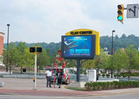 P8 Outdoor Advertising Led Display Screen SMD3535 Full Color High Brightness