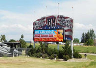 Super Slim Led Billboards / HD Led Large Screen Display For Advertsing
