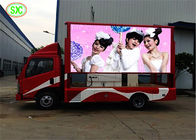 Mobile Led Roadshow Truck Full Color Outdoor Display P5 P6 P8 mobilny wyświetlacz led