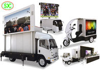 Led Mobile Advertising Trucks P5 Outdoor Full Color led mobile digital advertising sign trailer