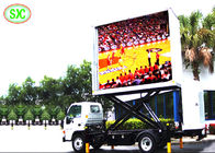 CE ROHS FCC ISO Mobile Truck LED Display Mobile Digital Billboard Trucks led mobile digital advertising sign trailer