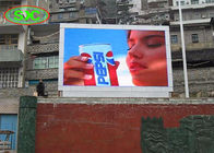 P6 outdoor led screen full color led display fixed waterproof led screen