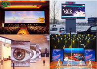 12mm Pitch Outdoor Hanging LED Display Full Color For Shopping Centure Statium DIP