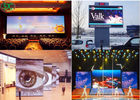 P4 RGB Indoor Led Display Board , 1/16 Scan Led Screen Video Wall IP34 LSN System