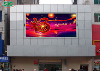 Super Bright Waterproof Outdoor Full Color LED Display P6 P8 P10 1/4 Scan Driving