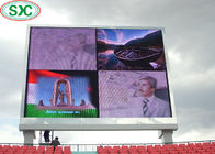 Full Color Stadium LED Display Screen P6 P8 P10 SMD 32x16 Dots For Live Broadcast