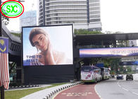SMD3535 P10 Led Video Wall Panels Billboard 3500K~9500K With NationStar Lamp