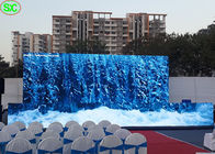 Outdoor Waterproof Stage LED Screens , Led Stage Display Screen Die Cast Aluminum