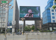 Stage Concert Outdoor Full Color LED Display 2500 Nits P4 720Hz 3 Years Warranty