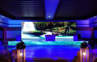 Wide Viewing Angle Led Stage Background Curtain Advertising Board P4.81 High Refresh Stage