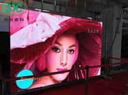 SMD 3528 P6 Fixed RGB Lled Perimeter Advertising Boards Waterproof Rating IP65 Long Life