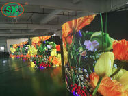 P4.81 Stage Rental LED Display Board High Brightness 110-220 VAC RGB 3 In 1