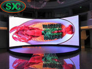 Full Color Indoor Stage Led Video Display Screen P3.91 Brightness 1200 Nits 3 In 1 RGB