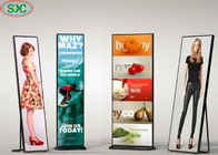 Floor Stand P3 Poster LED Display Panel Portable Board Screen Digital Signage