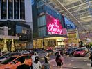 Big Screen LED Billboards RGB SMD P6 Outdoor Advertising Cylindrical Display