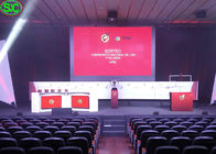 P6 SMD Indoor LED Video Screen wall , front maintenance programmable led display