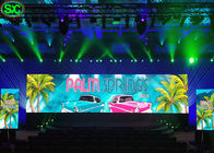 High Definition advertising SMD P4 Indoor Tri-Color Led Display for Bank concert