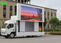 4mm Pitch Trailer Mounted Led Screen Mobile Electronic Billboard Outdoor Led Tv