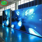 Die Casting Aluminium Cabinet P2.5 Led Stage Curtain Screen