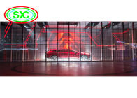 HD P5 Indoor Full Color Customized Flexible LED Indoor Display for store glass