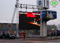 Ekrany IP65 P8mm Outdoor Led video do reklamy / cyfrowe billboardy