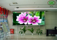Stage background Outdoor P16 DIP Full Color LED Billboards , Pixel density 3906/m²