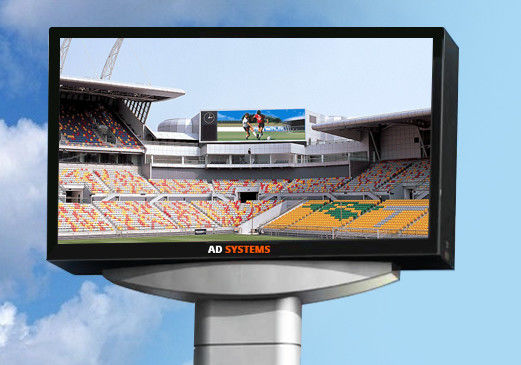 In stock for sales promotion P4 P5 SMD Outdoor Led Billboard for poster and for indoor and HD outdoor die-casting rental
