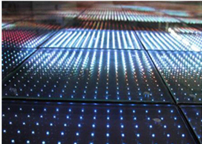 Party Event Twinkling Starlit Led Dance Floor Full Color A Bird Of Minerva Samosir Control Battery