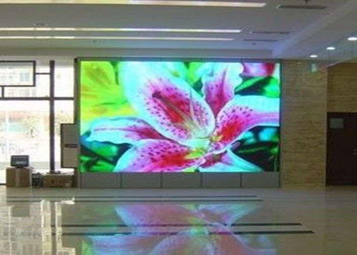 custom size 6mm display billboard ,stage background led digital screen