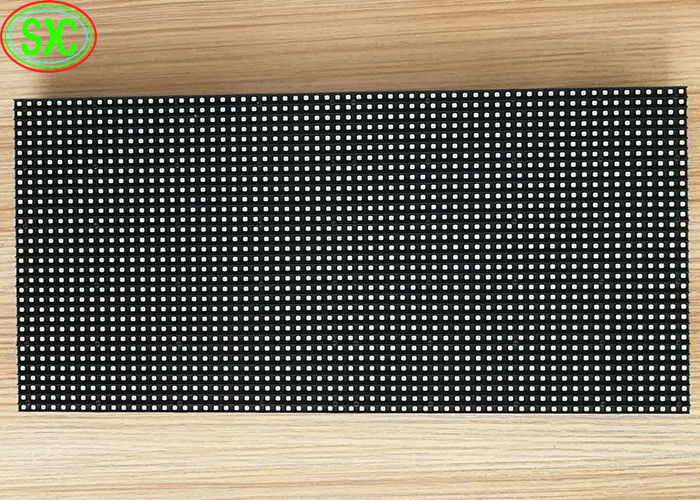 320x160 LED Display Module High Definition , Outdoor p5 flexible led display module