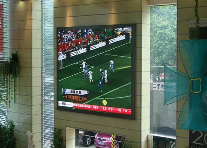 Outdoor Full Color Stadium LED Display P10 Football IP65 Large Screen HD Iron Cabinet