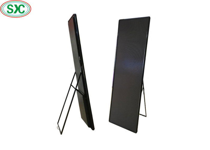 Smart Digital LED Poster Display P3 Indoor HD Advertising Screen 640*192 Dots Pixel