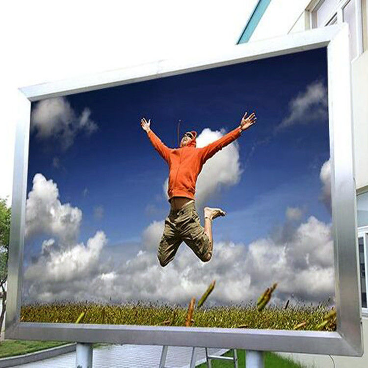 P10 High Resolution Full Color Outdoor LED Display 320x160mm Module Size