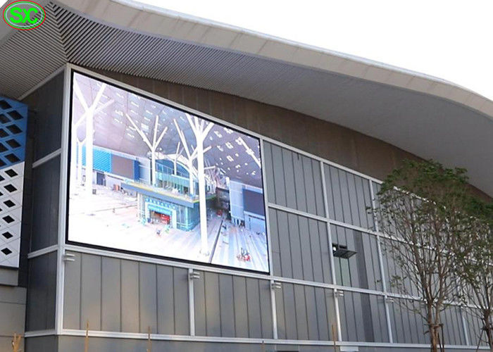 Large Led Advertising Screens P10 Outdoor Advertising Led Display Screens tv board