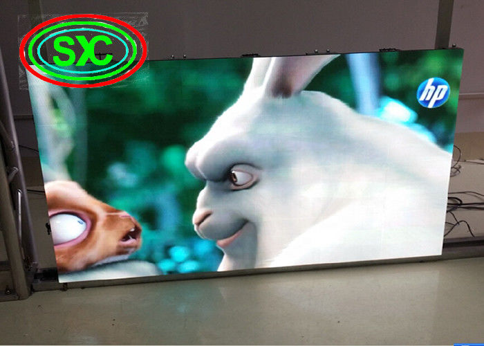 Customized HD P5 Indoor Full Color Led screen brightness 1200cd/m2