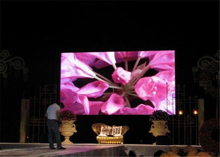Pixel configuration 1R1G1B Outdoor  P10 Stage LED Screens Module 160mmx160mm