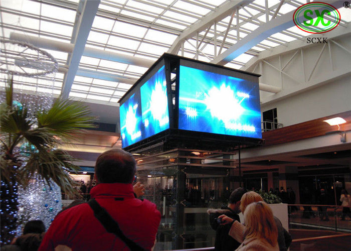 Pixel 3mm 2020 SMD LED Screen For Airport / bus station , High brightness