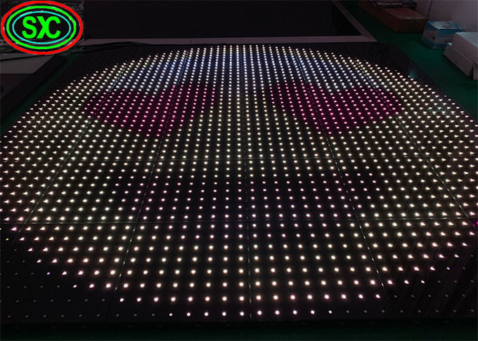 IP65 P6 LED Stage Stage Dance Floor LED Strong Power Supply Cabinet LSN System